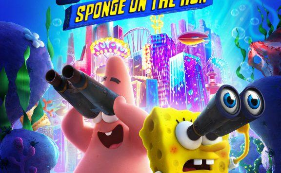 Spongebob On the Run Blu-ray