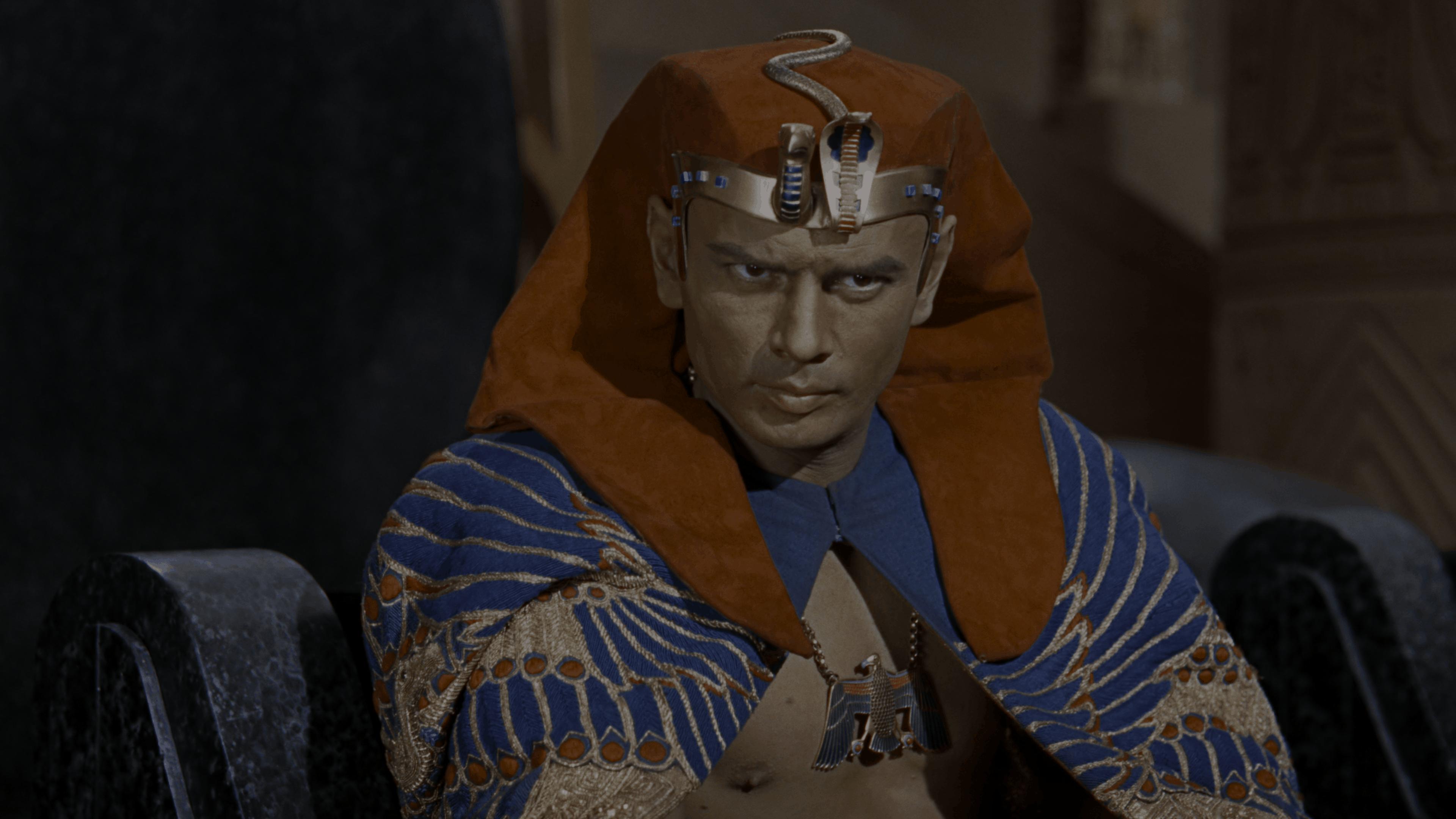 The Ten Commandments (1956) [4K Ultra HD review] 8