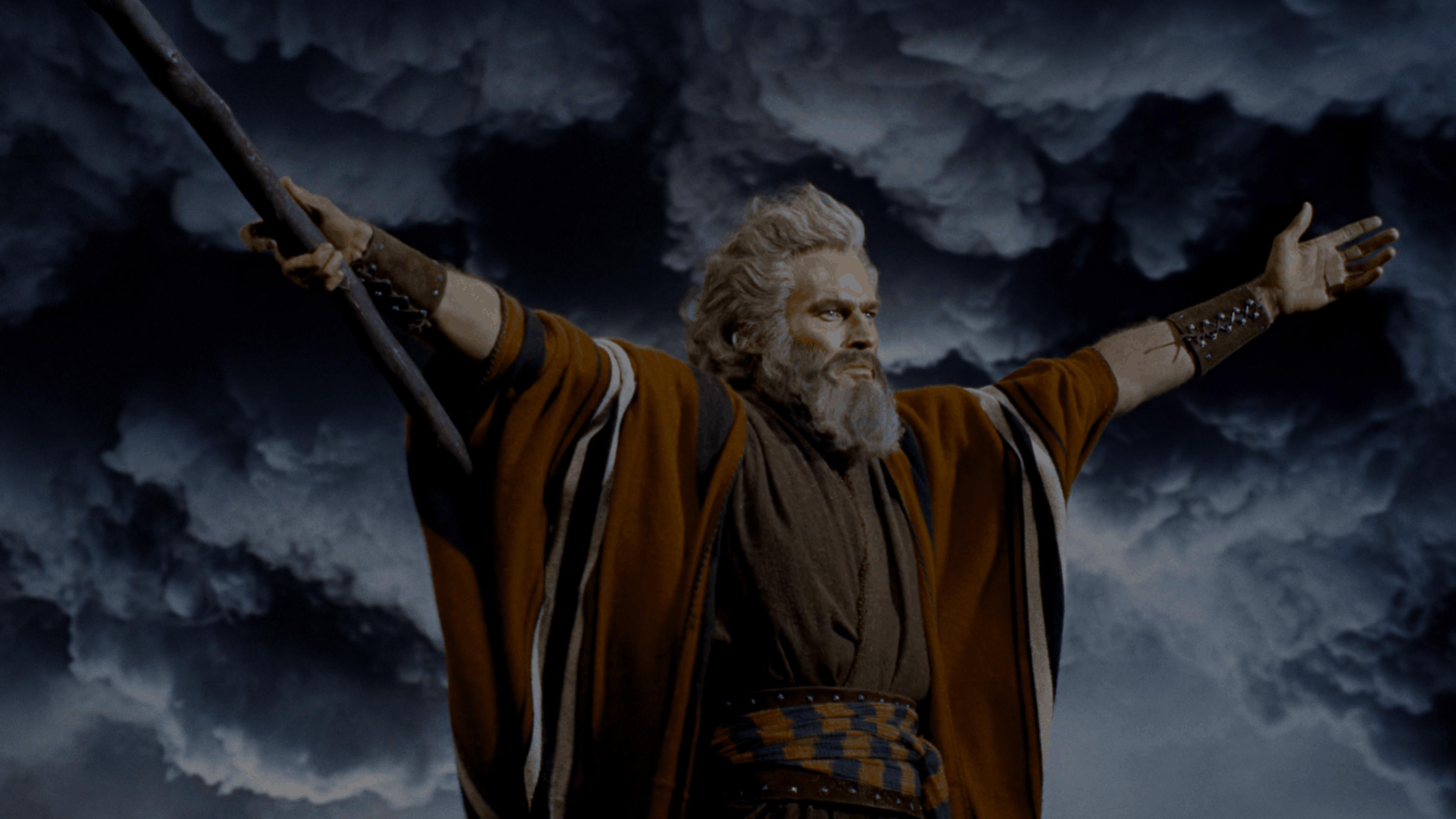 The Ten Commandments (1956) [4K Ultra HD review] 12