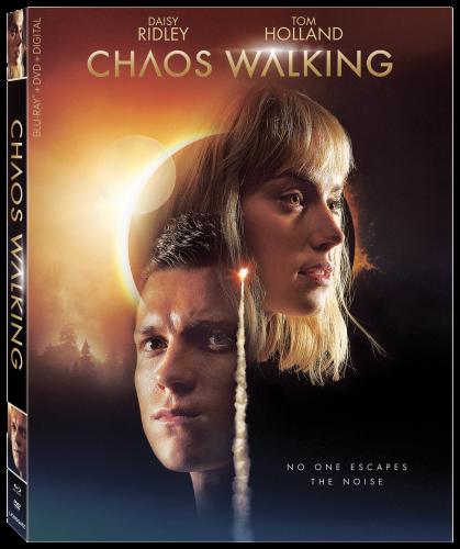 chaos walking blu-ray amazon lionsgate