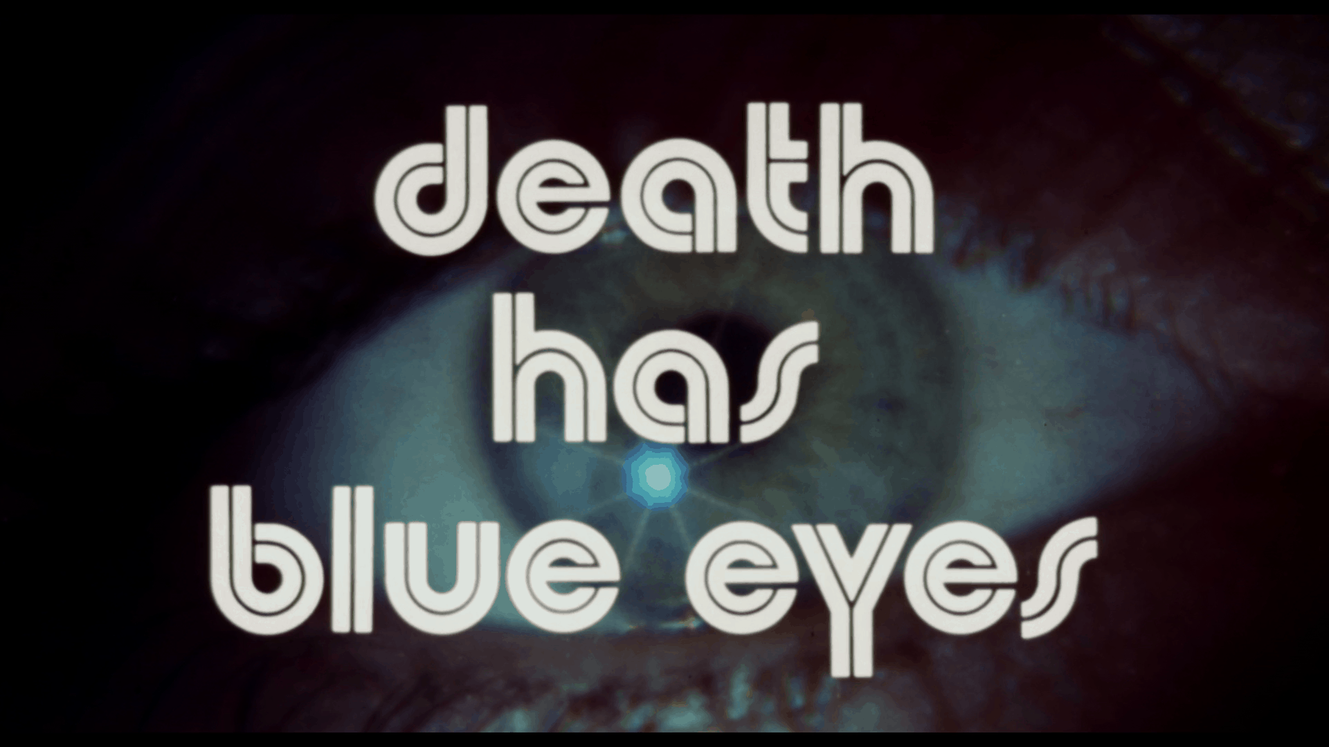 death has blue eyes title review pile