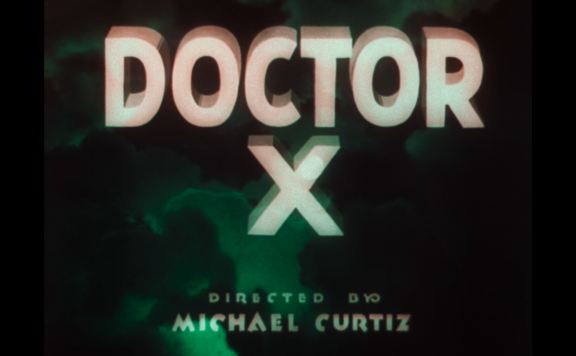 doctor x title