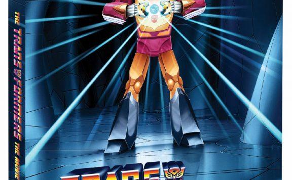 transformers the movie steelbook 4K UHD