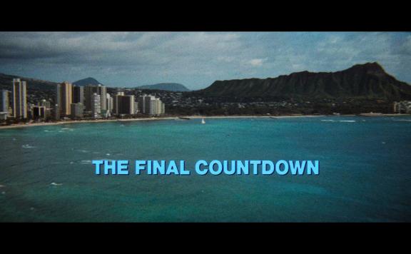 THE FINAL COUNTDOWN 4K UHD TITLE