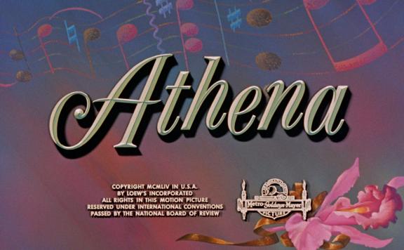 ATHENA TITLE