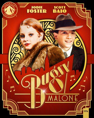 Bugsy Malone Paramount Presents Blu-ray