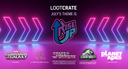Gamora Rise Up Loot Crate