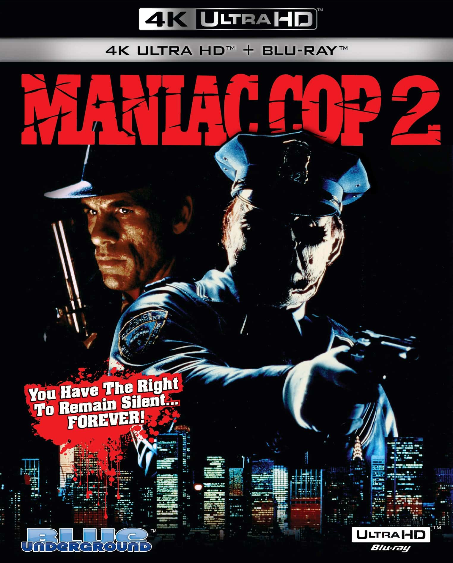 Maniac Cop 2 and 3 will demolish October 2021 with its groundbreaking 4K release 2