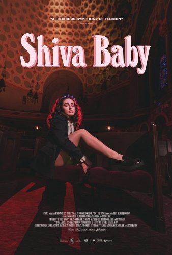 SHIVA BABY ALT POSTER vinegar syndrome preorder