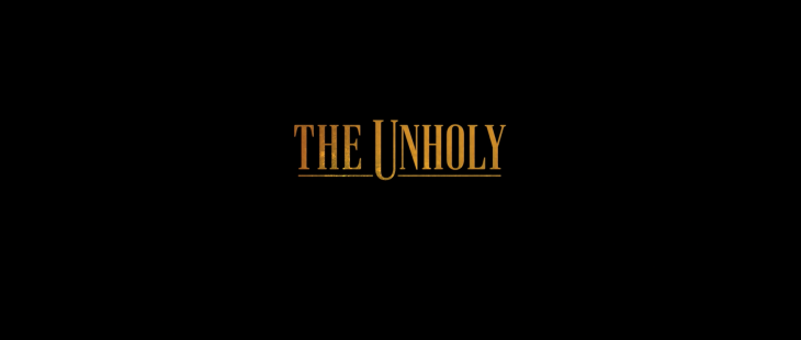 the unholy title
