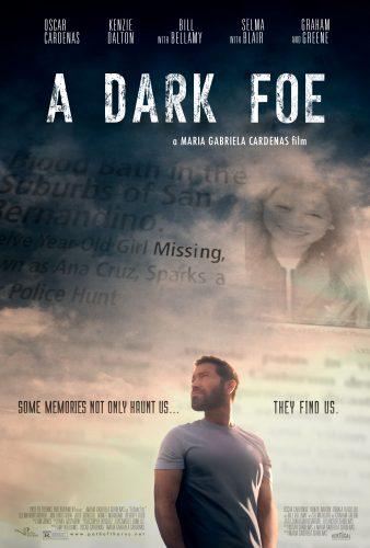 a dark foe poster maria gabriela cardenas