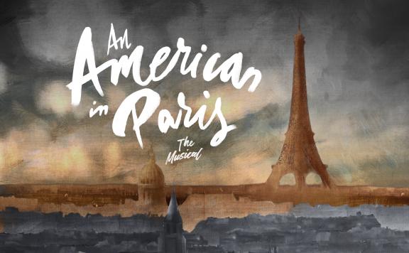 AN AMERICAN IN PARIS musical title