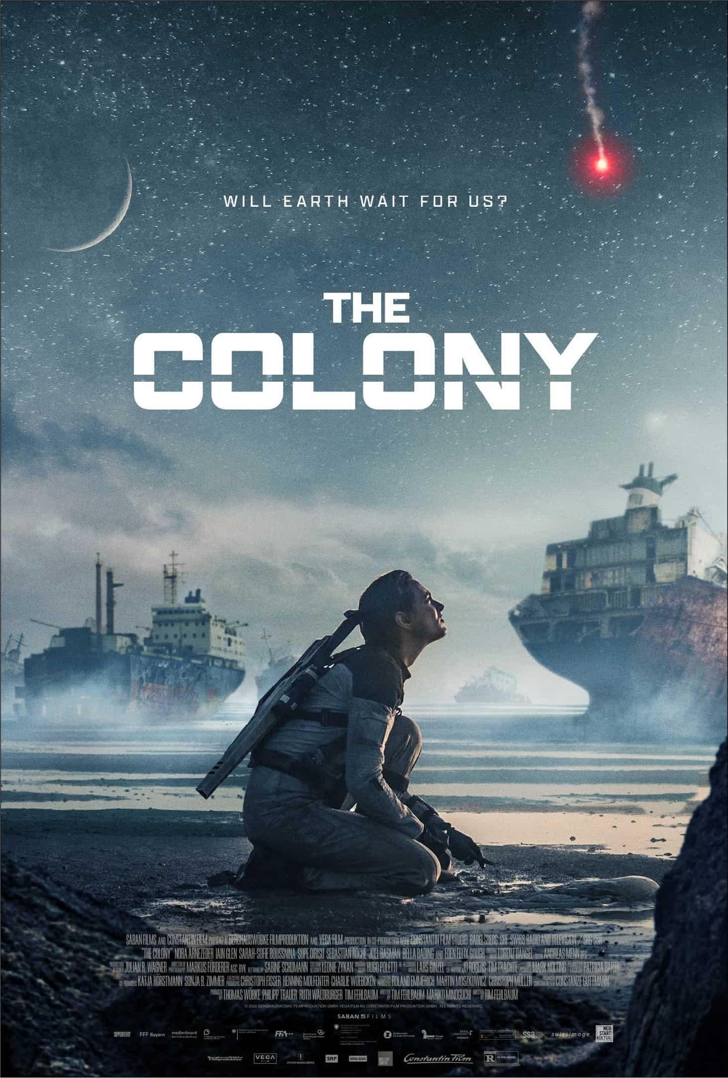 Sunday News: After We Fell, Arrow, Ultraman, The Colony 16