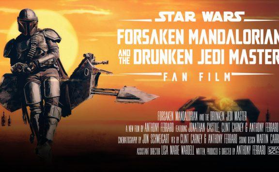 forsaken mandalorian and the drunken jedi master