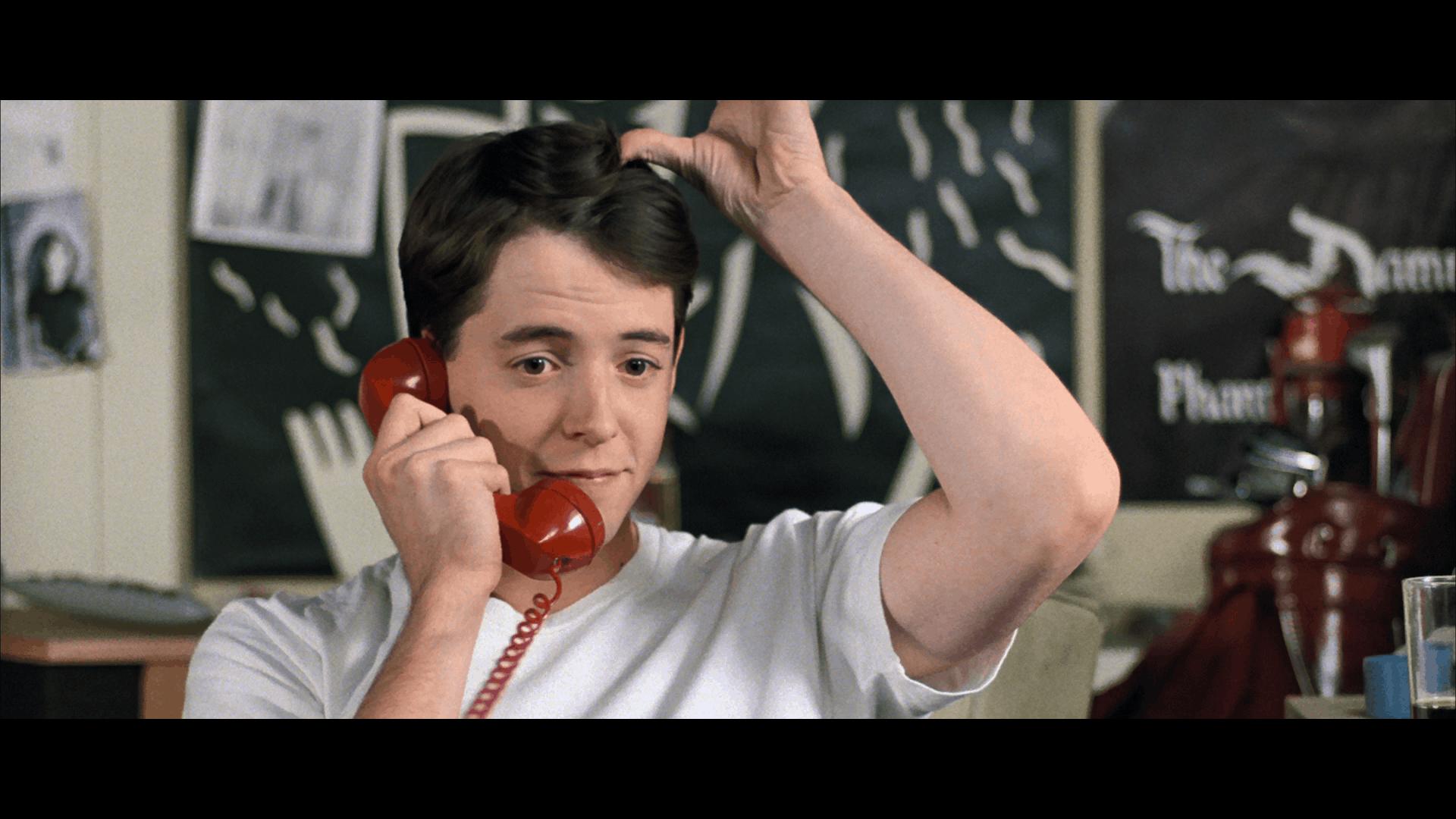 Ferris Bueller 4