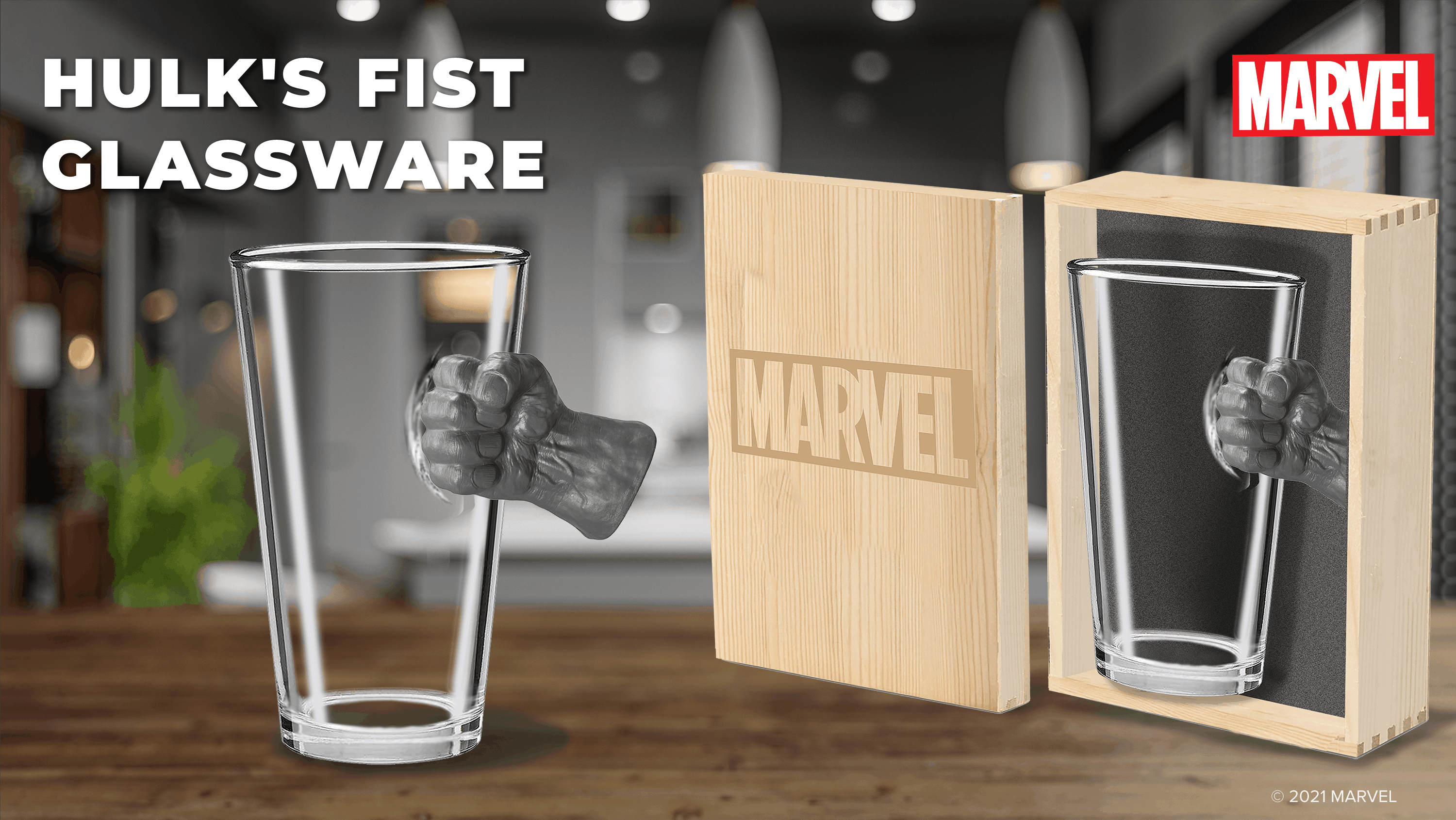 THE MARVEL GLASSWARE COLLECTION IS HERE!!! 2