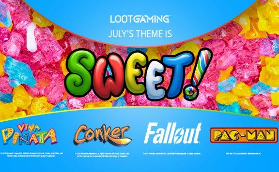 sweet loot crate