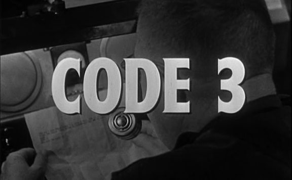 code 3 title