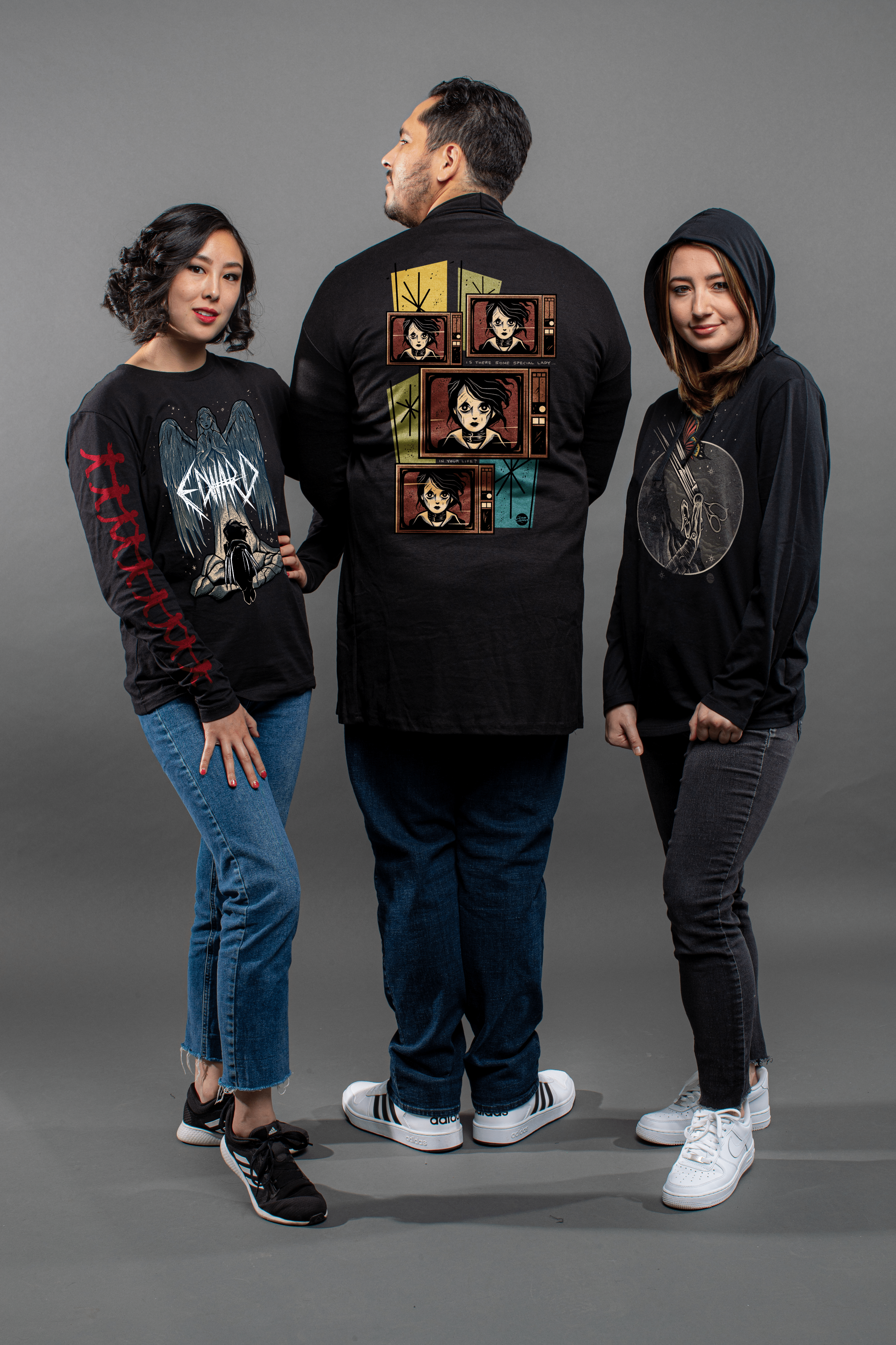 Edward Scissorhands Returns With the Loot Crate Capsule Collection! 2