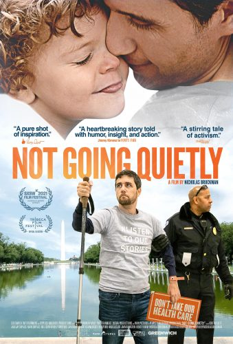 Not Going Quietly Cow VOD On Demand Stream Streaming August