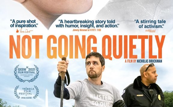 Not Going Quietly Cow VOD On Demand Stream Streaming