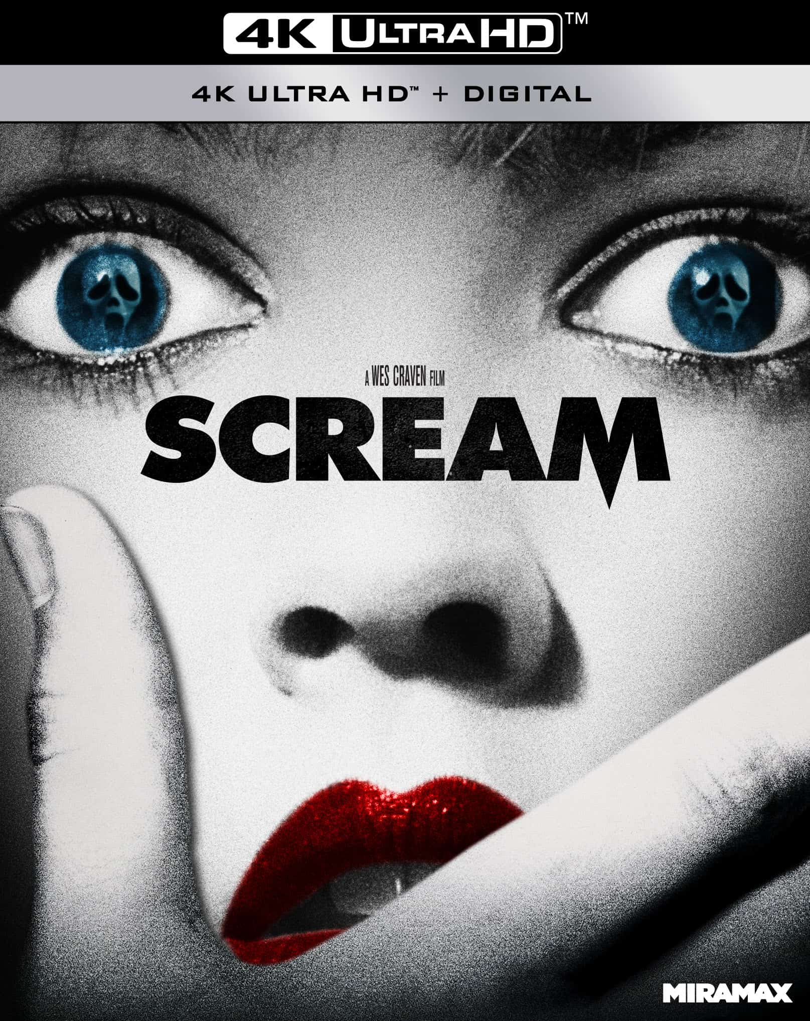 Scream (1996) Debuts On 4K Ultra HD October 19th 2