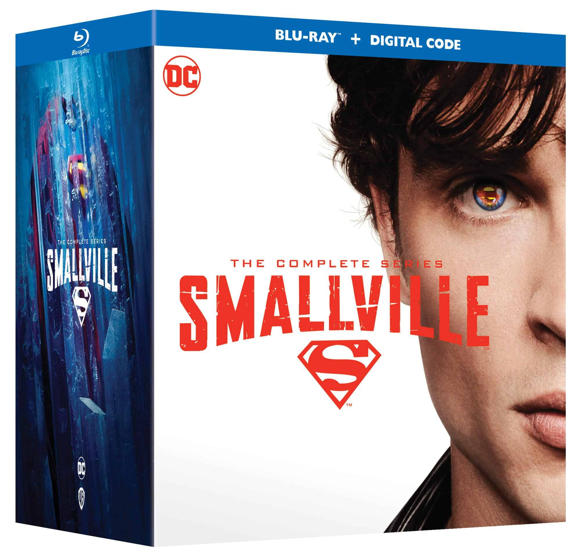 Smallville: The Complete Series 20th Anniversary Edition - Soaring Onto Blu-ray For The First Time Ever On 10/19/21 2