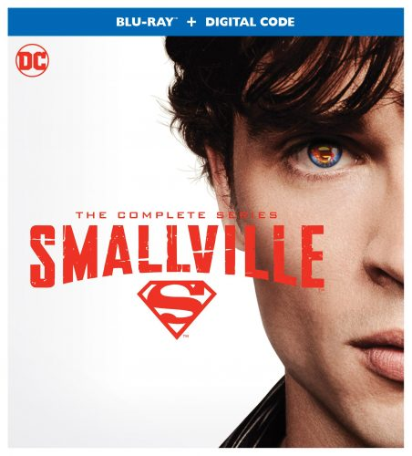 Smallville Collector's Edition Blu-ray