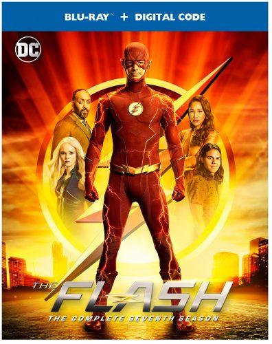 The Flash Season 7 box