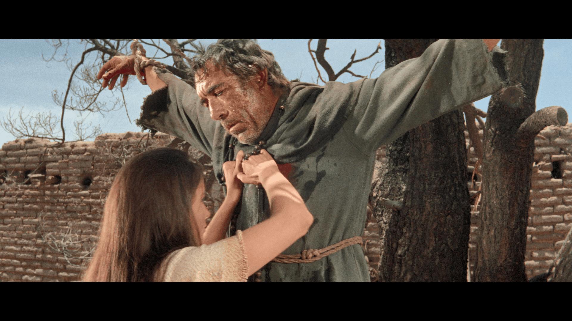 Guns for San Sebastian (1968) [Warner Archive Blu-ray review] 4