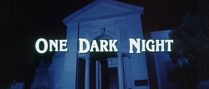 one dark night title