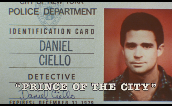 Prince of the City title