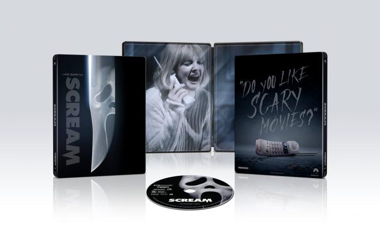 Scream 25th anniversary 4K full shot