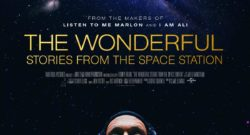 the wonderful space doc universal movie poster