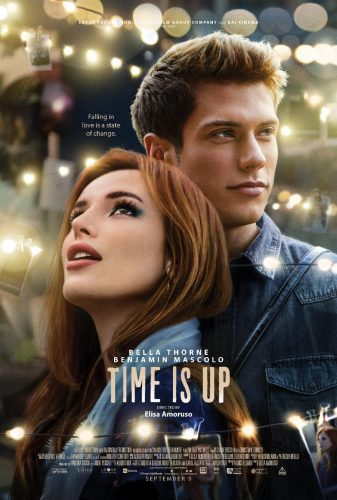 Time is Up poster new movie