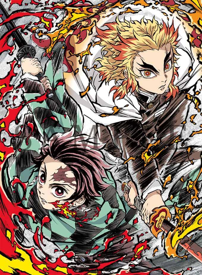 """Demon Slayer -Kimetsu No Yaiba- The Movie: Mugen Train"" Arrives To The Station On Blu-ray On December 21, 2021 4"