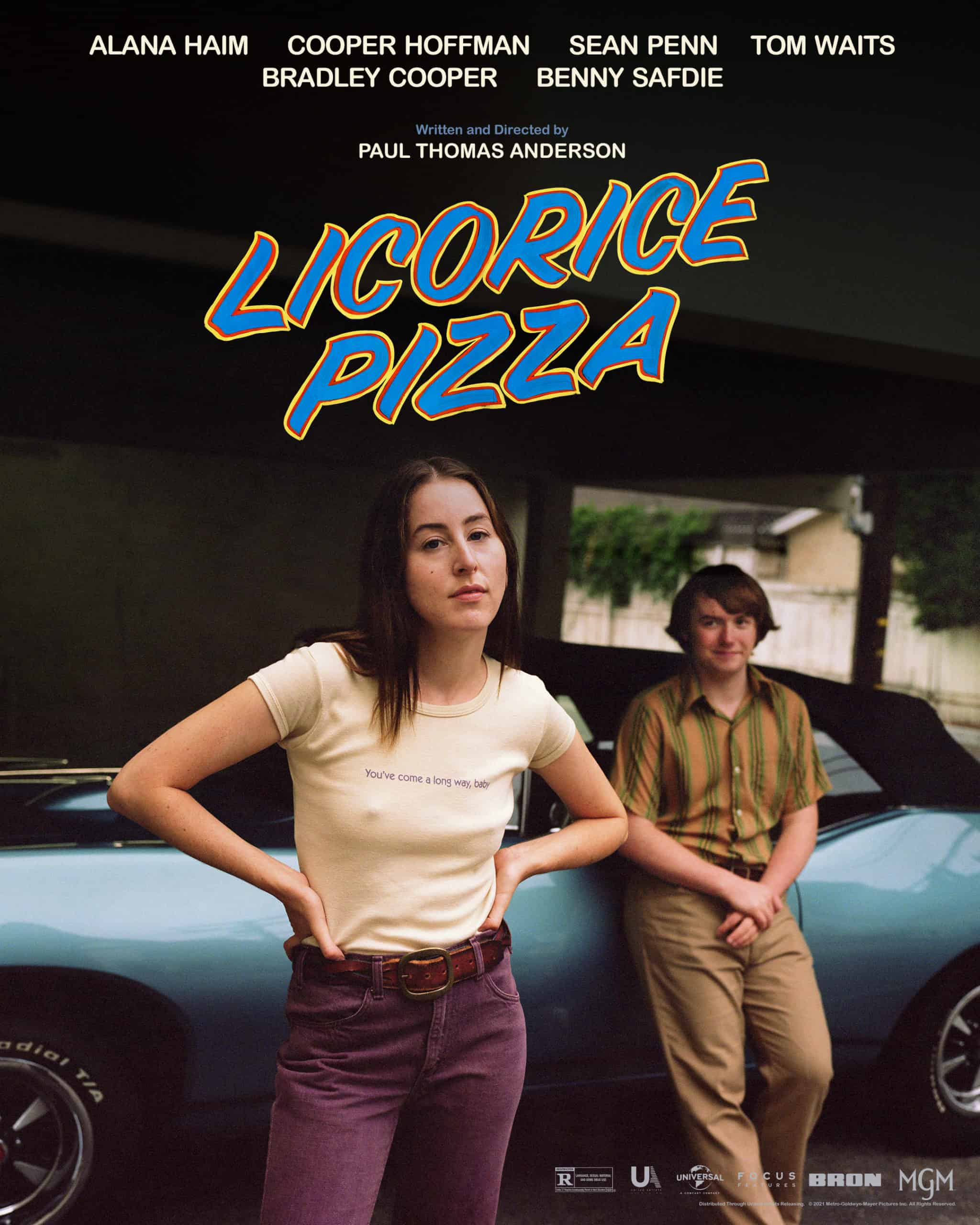 Licorice Pizza gets a trailer! PTA to save Thanksgiving 2021 with Haim 2