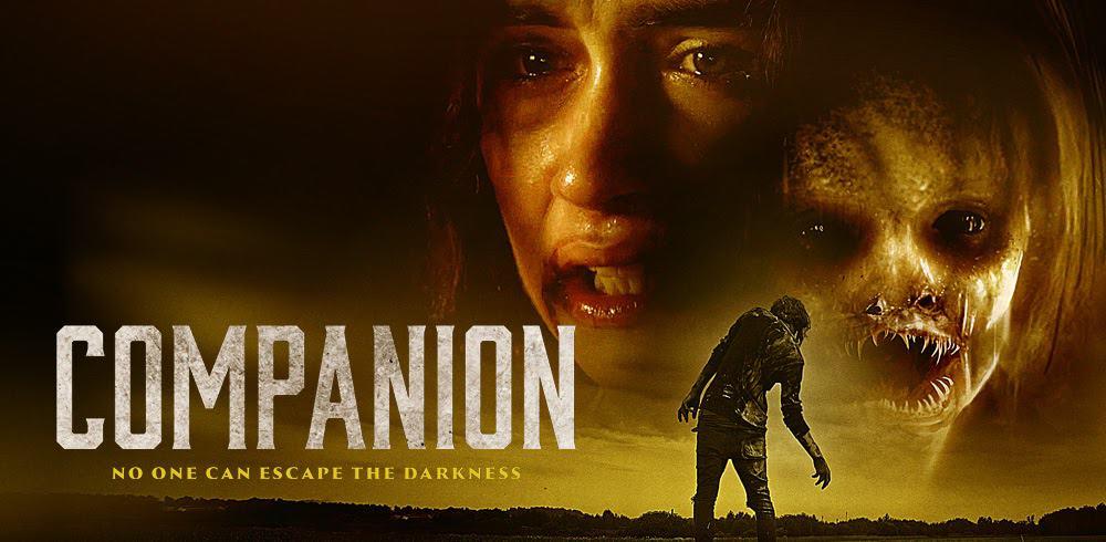 LEVEL 33 ENTERTAINMENT releases Horror film COMPANION on Digital/VOD on 9/14/21! 2