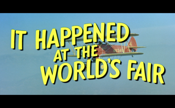 it happened at the worlds fair title