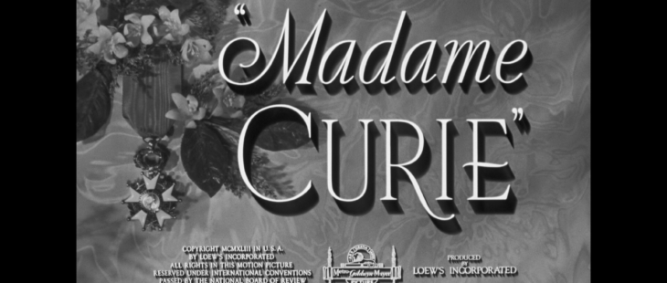 madame curie title