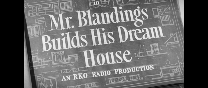 mr blandings builds his dream house title