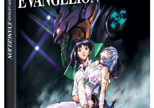 neon genesis evangelion blu ray box