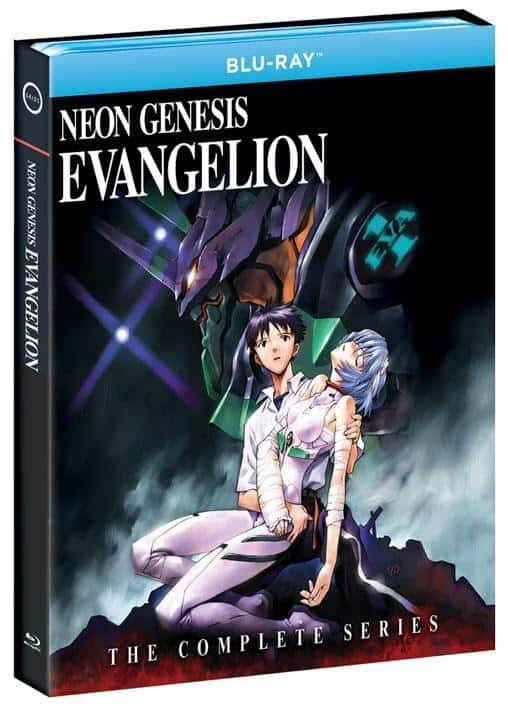 """GKIDS Announces """"Neon Genesis Evangelion"""" Arrives in Limited-Run Collector's Edition Set, Standard Edition, And Digital Download to Own 4"""