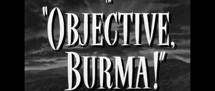 objective burma title