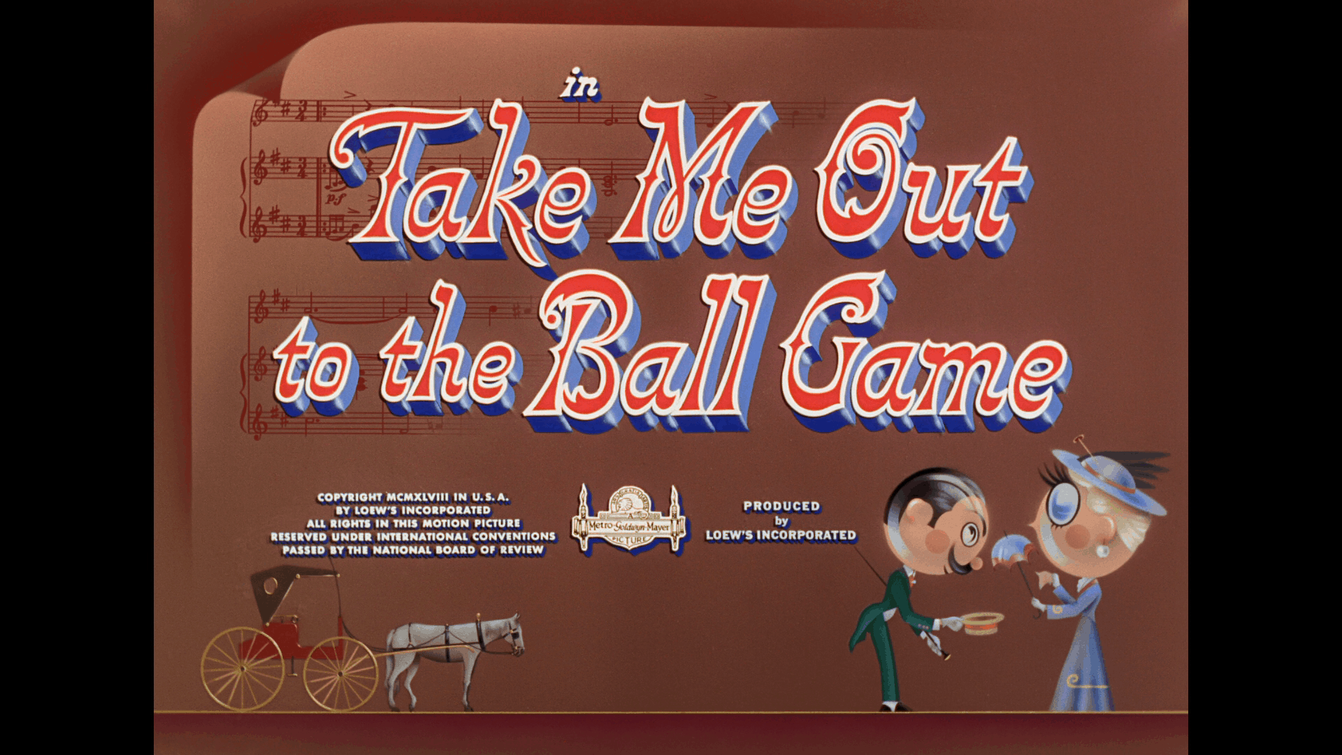 take me out to the ball game title