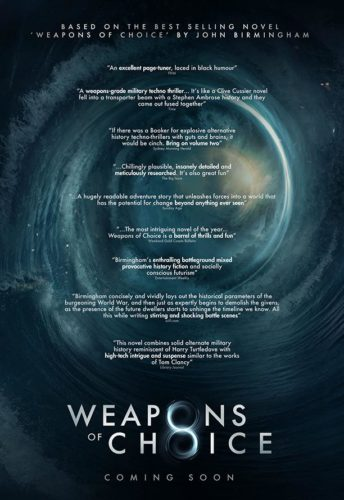 Weapons of Choice poster