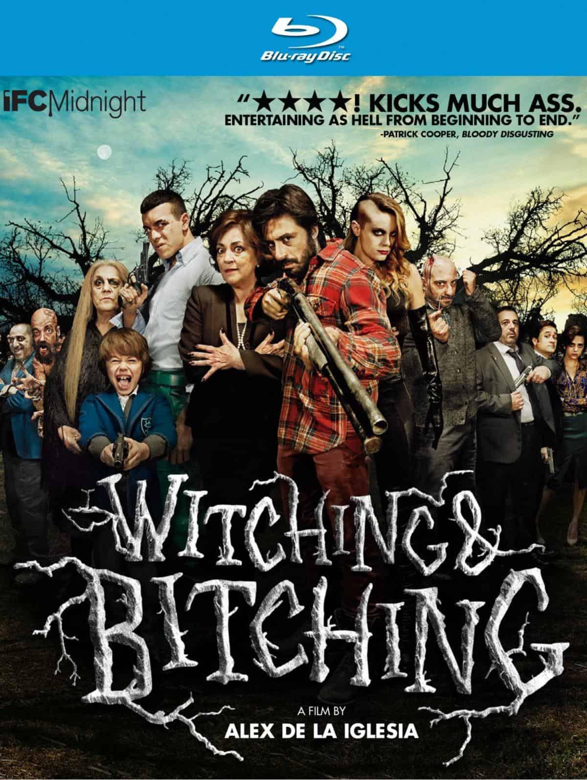 IFC Midnight announces the release of Witching and Bitching on Blu-ray on 10/5 2