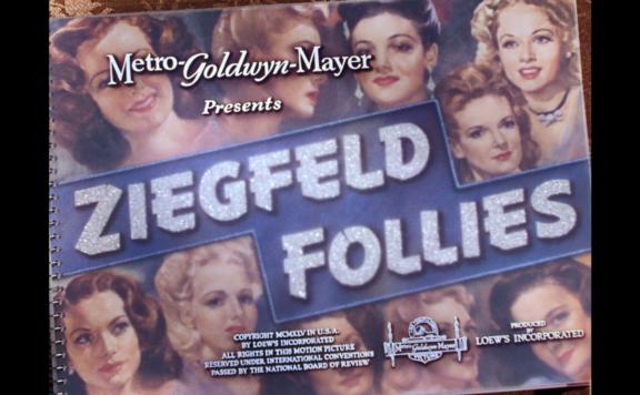 ziegfeld follies title