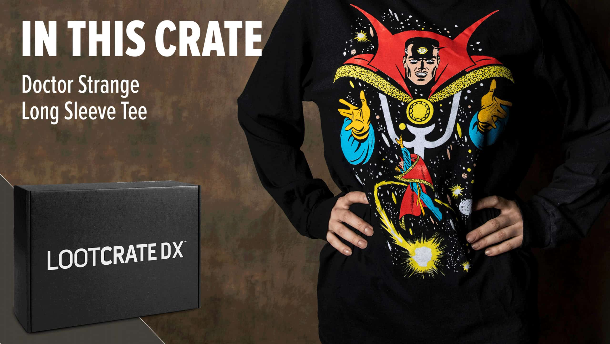 Mad Science Loot Crate DX